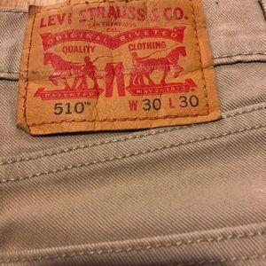 Levi's Jeans - Men's Skinny Levi's Jeans 30x30